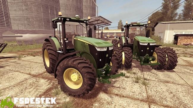 Photo of FS17 – John Deere 7R Traktör V1.1.0.2