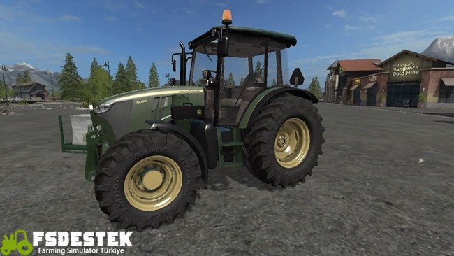 Photo of FS17 – John Deere 5085 Traktör V1.5
