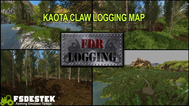 Photo of FS17 – Kaota Claw Logging Harita