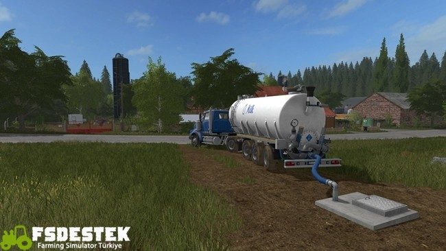 Photo of FS17 – Kotte Süt Tankeri