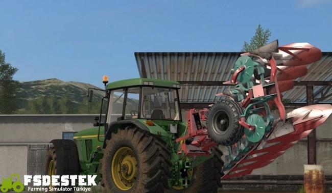 Photo of FS17 – Kverneland EG 85 Pulluk Yaması