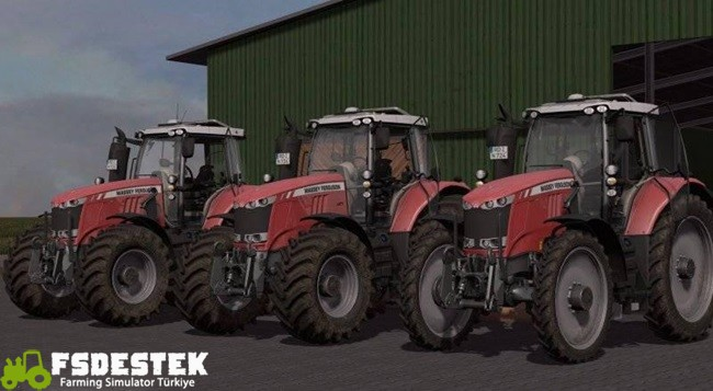 Photo of FS17 – Massey Ferguson 6600 Traktör Paketi V2