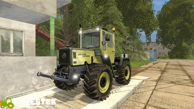 Photo of FS17 – Mercedes-Benz Trac 900 Turbo Traktör V2