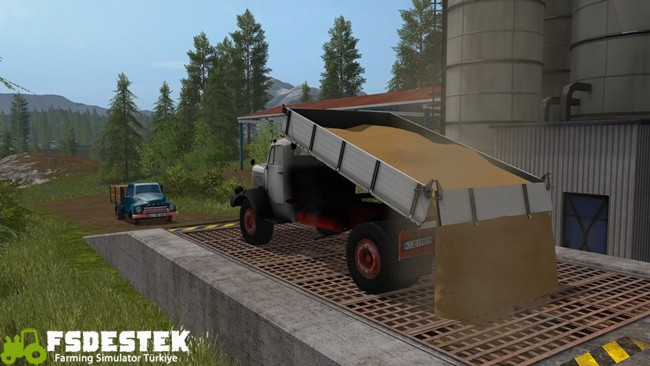 Photo of FS17 – Mercedes Flatbed 334 Kamyon Modu