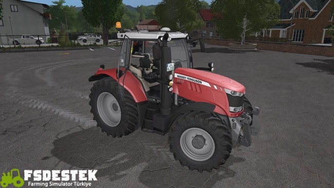 Photo of FS17 – Massey Ferguson 6600 Traktör