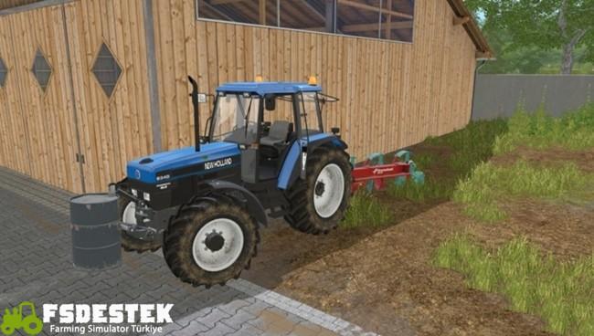 Photo of FS17 – New Holland 8340 Traktör