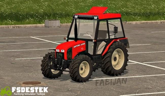 Photo of FS17 – Zetor Mayor 5340-6340 Traktör