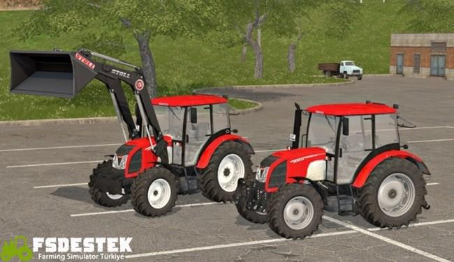 Photo of FS17 – Zetor Peoxima 85-100 Traktör