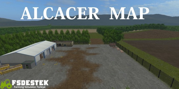 Photo of FS17 – Alcacer Çiftlik Haritası V1