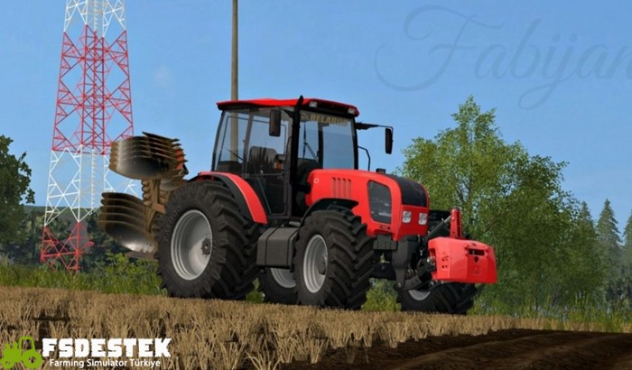 Photo of FS17 – Belarus 2022 Traktör