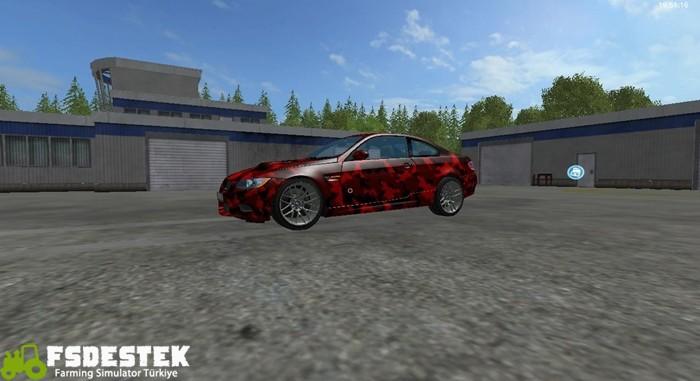 Photo of FS17 – BMW M3 DE GMK V1