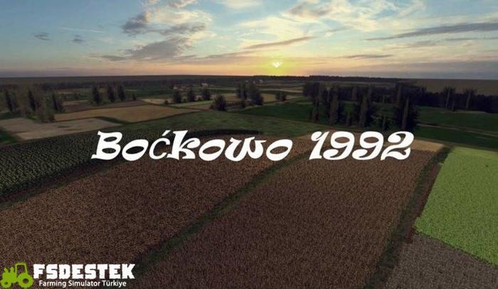 Photo of FS17 – Bockowo 1992 Harita V2