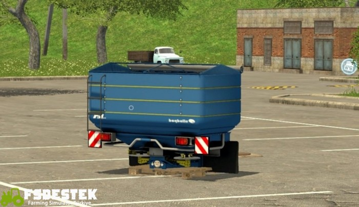Photo of FS17 – Bogballe Püskürtücü