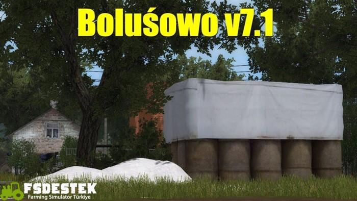 Photo of FS17 – Bolusowo Çiftlik Haritası V7.1