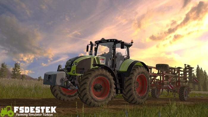 Photo of FS17 – Claas Axion 900 Serisi