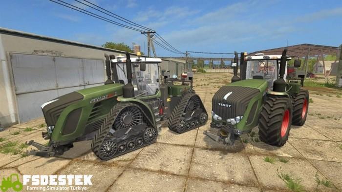 Photo of FS17 – Fendt Vario T Traktör V2