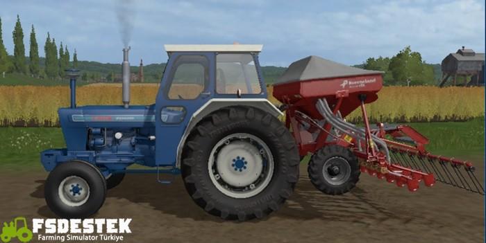 Photo of FS17 – Ford Forces 7000 Traktör V1