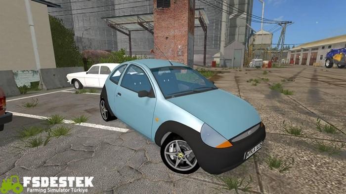 Photo of FS17 – Ford KA Araba Yaması V1.3