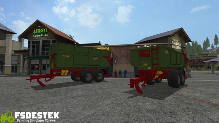 Photo of FS17 – Hilken SSP6 Römork Paketi V1