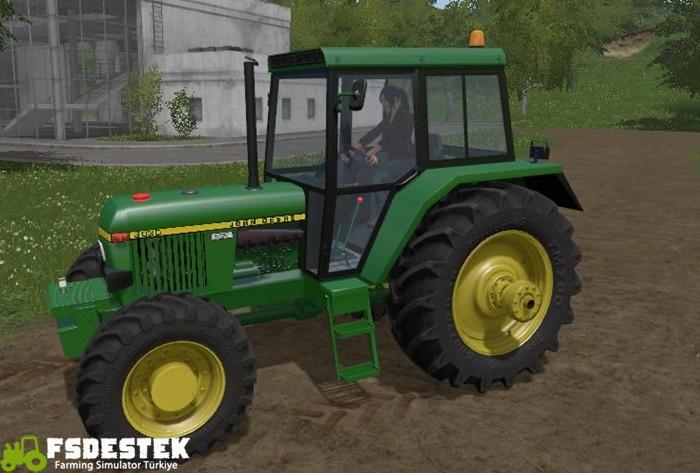 Photo of FS17 – John Deere 3030 Traktör + Ön Yükleyici