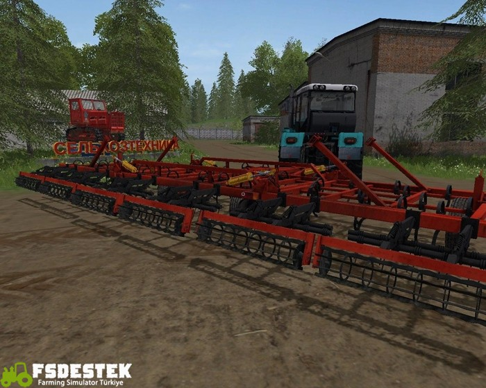 Photo of FS17 – KPM 10 Kültivatör V1