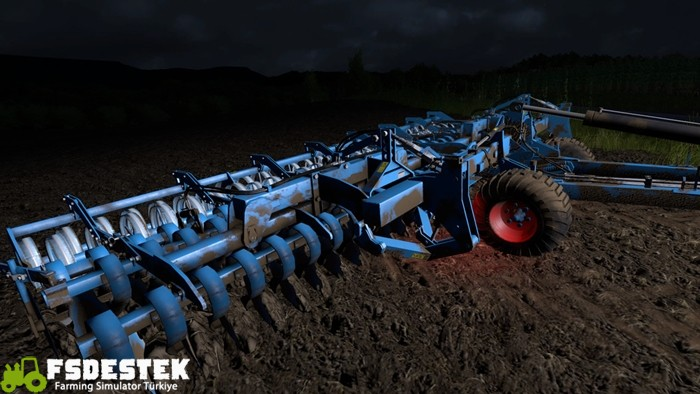 Photo of FS17 – ITS Lemken Heliodor Kültivatör V2.5
