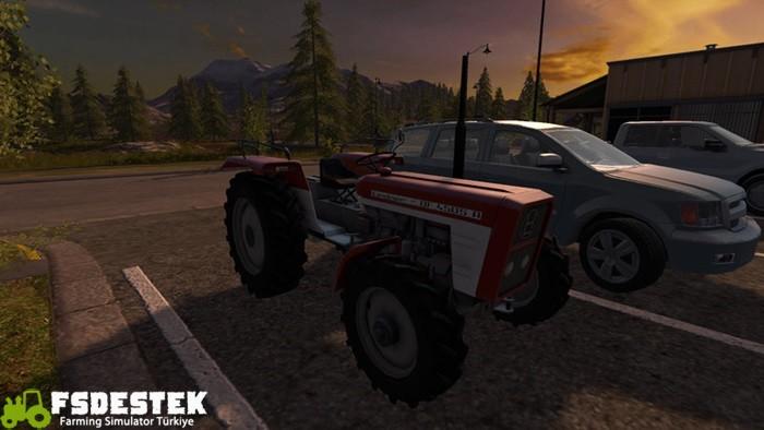 Photo of FS17 – Lindner BF 340 Traktör V1