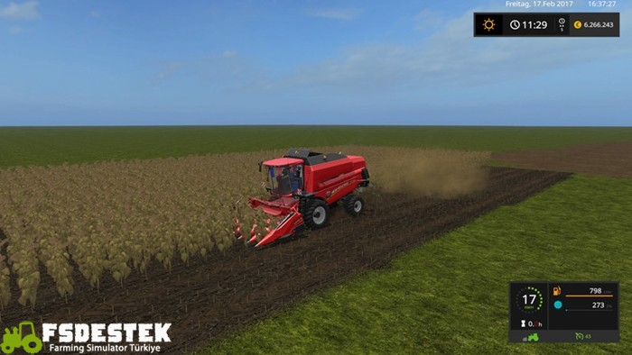 Photo of FS17 – New Holland TC5 Biçer Döver V1