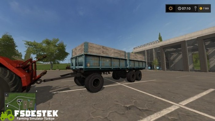 Photo of FS17 – PTS 12 Römork V3