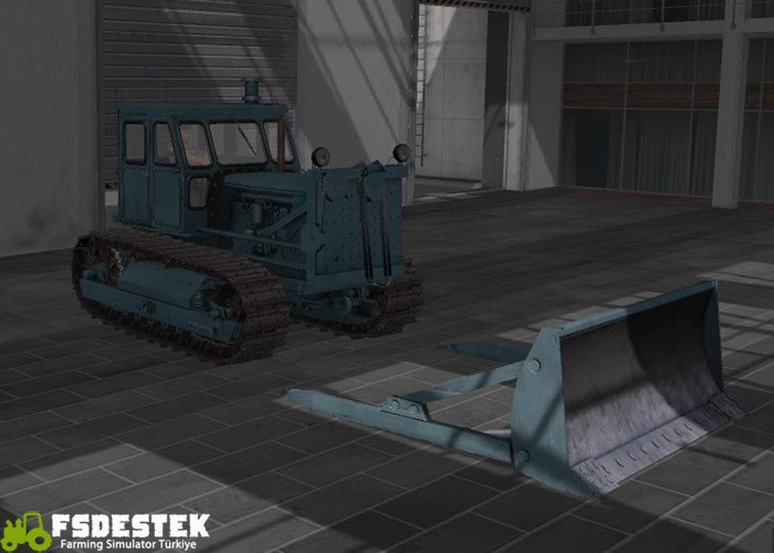 Photo of FS17 – T-100 Dozer V1