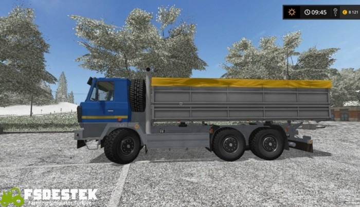 Photo of FS17 – Tatra 815 Agro Kamyon Modu