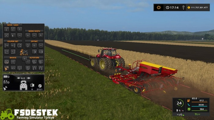 Photo of FS17 – Vaderstad Rapid A600SDF Mibzer V1.1