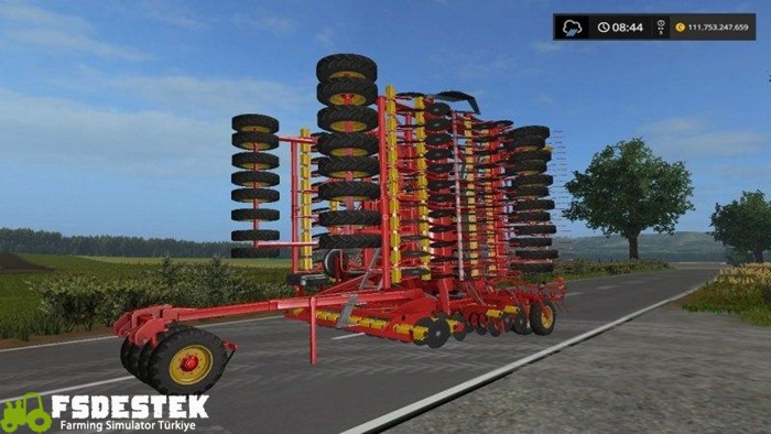 Photo of FS17 – Vaderstad Rapid A900S Mibzer