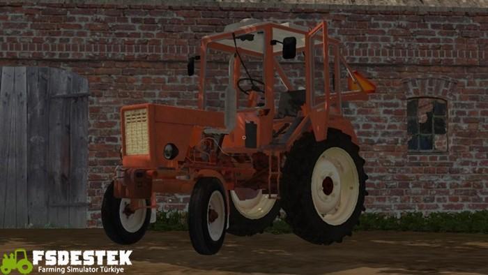 Photo of FS17 – Wladimirec T25 Traktör V1