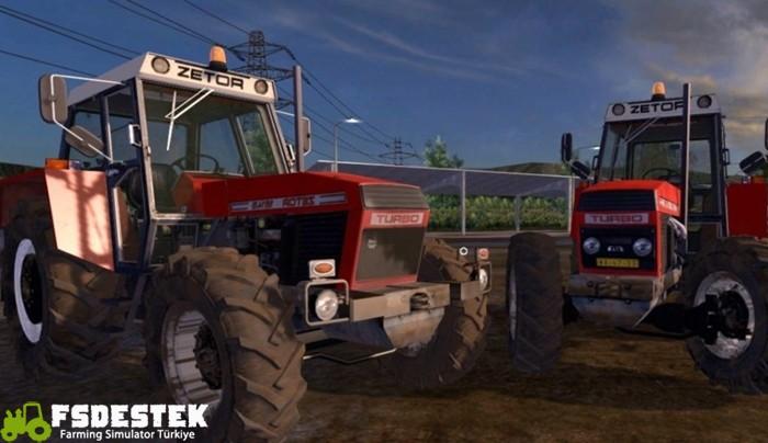 Photo of FS17 – Zetor 16145 Traktör