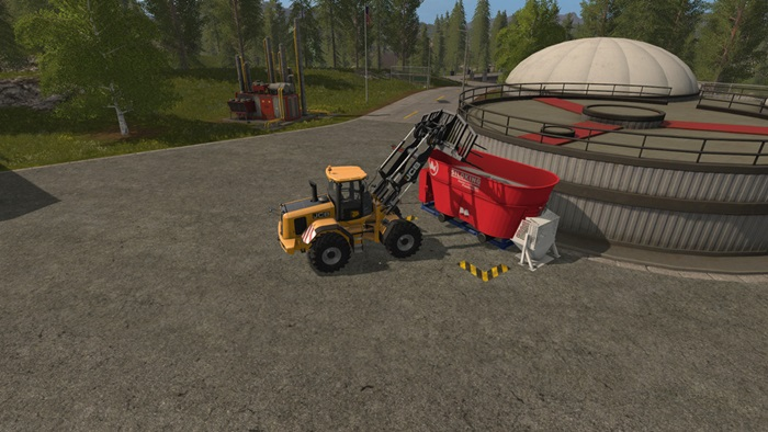 Photo of FS17 – BGA Hazne Modu