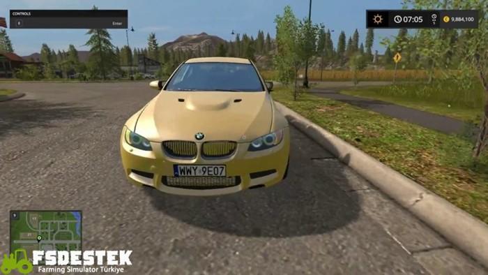 Photo of FS17 – BMW M3 V1