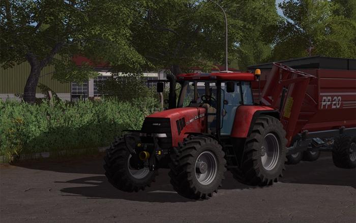 Photo of FS17 – Case IH CVX 160 Traktör V2.1