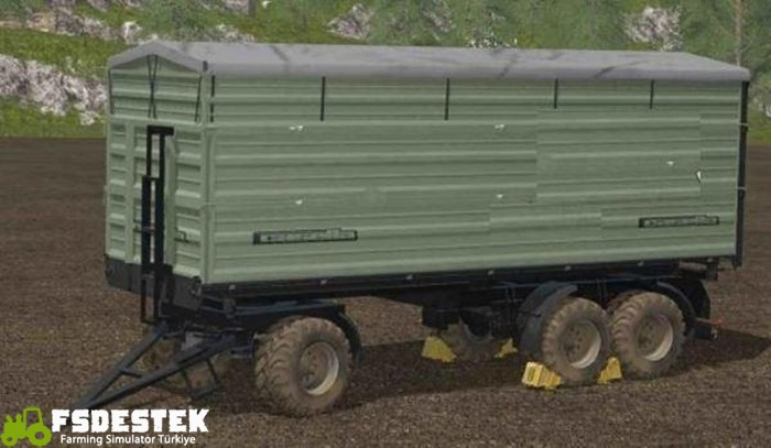 Photo of FS17 – Casella 3 Römork V1