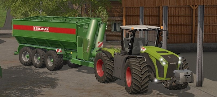 Photo of FS17 – Claas Xerion 4000 & 5000 Traktör V3