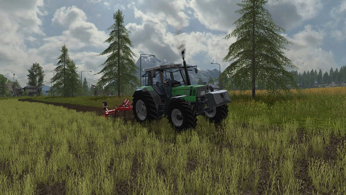 Photo of FS17 – Deutz-Agrostar 6.31 Traktör