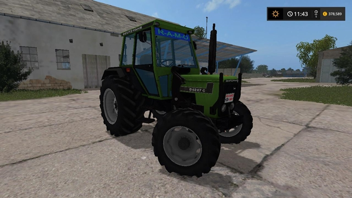 Photo of FS17 – Deutz D6207 Traktör V1