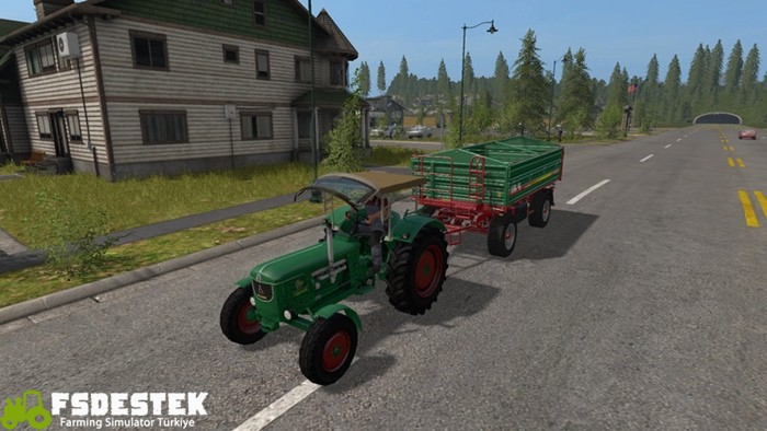 Photo of FS17 – Deutz D80 Traktör V1.4
