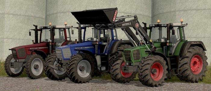 Photo of FS17 – Fendt Favorit 816-824 Traktör Paketi V2
