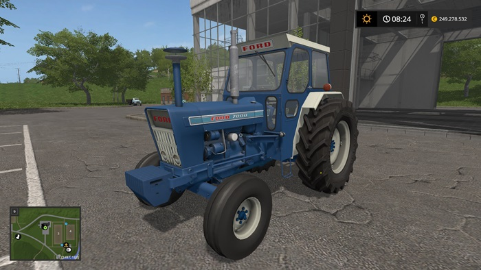 Photo of FS17 – Ford 7000 Traktör Yaması
