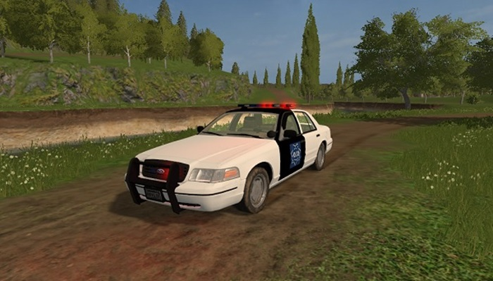 Photo of FS17 – Ford Crown Victoria Cruiser Polis Arabası V1