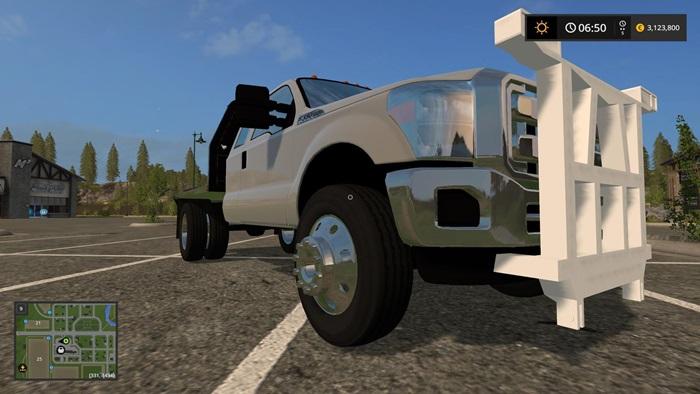 Photo of FS17 – Ford F550 Pickup Yaması V2