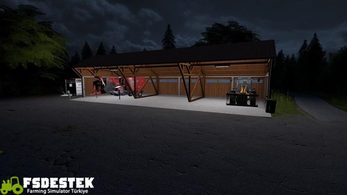 Photo of FS17 – Işıklandırmalı Makine Barınağı