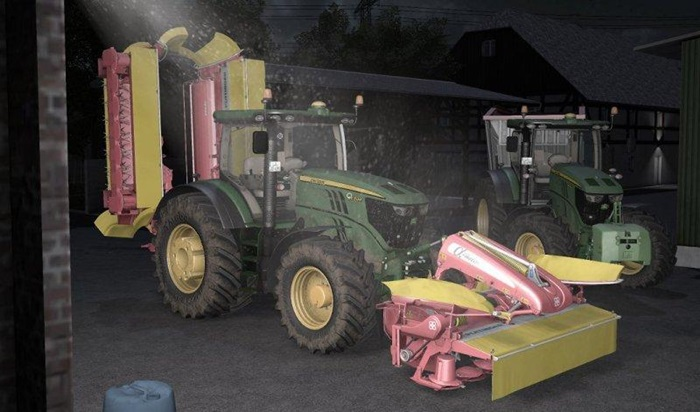 Photo of FS17 – John Deere 6250R Paketi V1