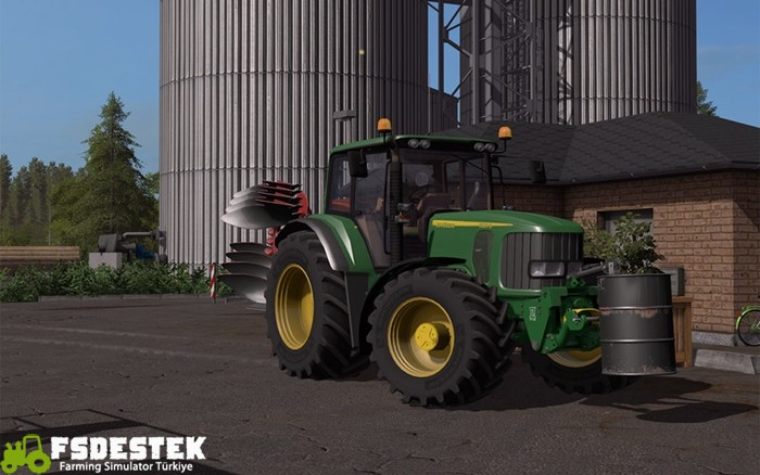 Photo of FS17 – John Deere 6920S Traktör V2